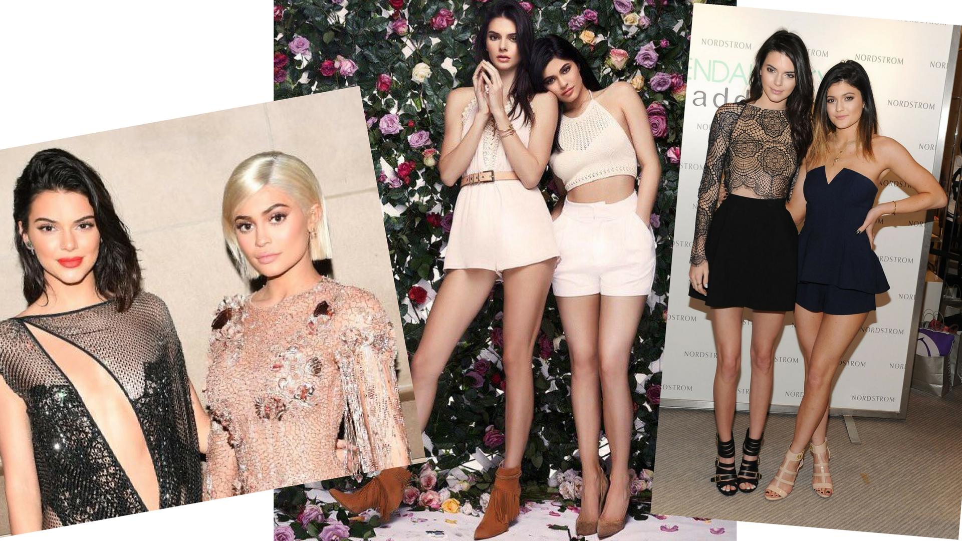 Kendall and Kylie Jenner (22 és 20)<br />- Kris Jenner és Caitlyn Jenner lányai<br />- Kendall: 84.7M követőbázis, Kylie: 99.4M követő <br />- a lányok 10, illetve 12 éves koruk óta szerepeltek féltestvéreik mellett a Keeping up with the Kardashians reality sorozatban, majd következtek a reklámok, végül a divatmagazinok és a divathetek