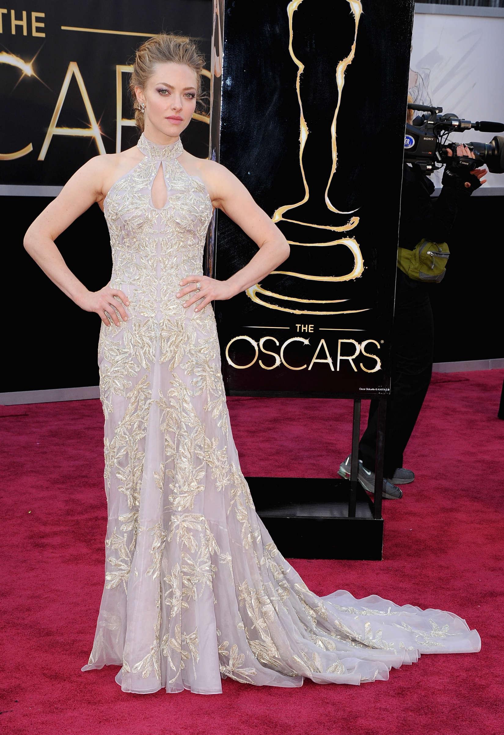 Amanda Seyfried, 2013<br />Alexander McQueen