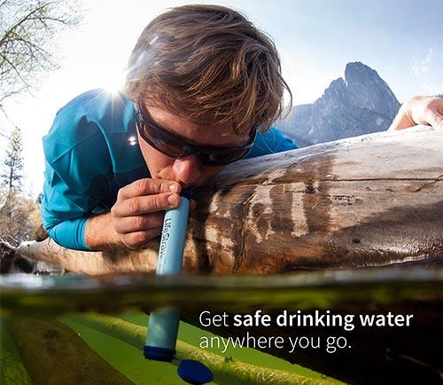 Igyál bárhonnan biztonságosan anélkül, hogy fertőzésveszélynek tennéd ki magadat!<br />