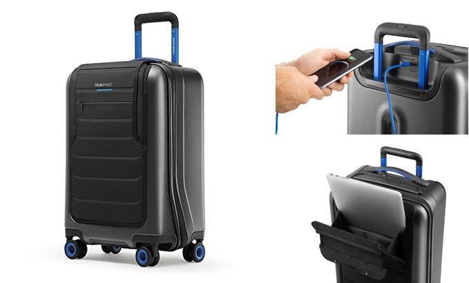 Szuperbiztonságos kézitáska laptoptartóval, telefontöltővel... ja, és vízálló is! Kell ennél több egy nyugodt utazáshoz?<br />