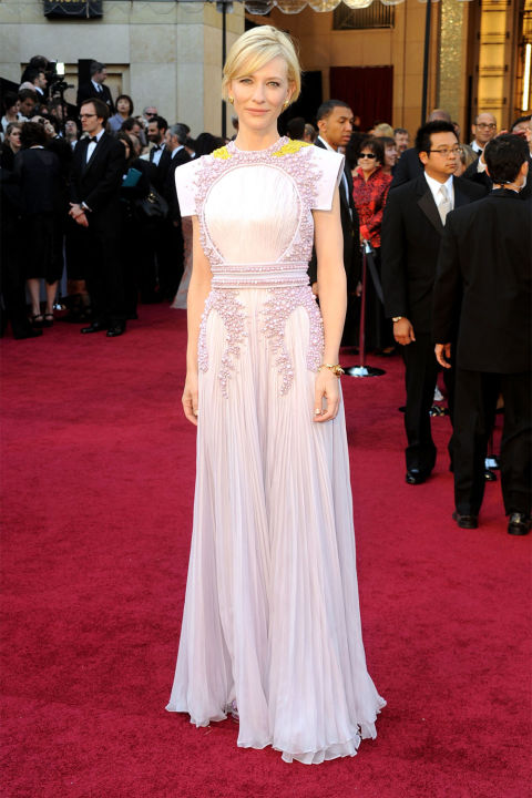 Cate Blanchett, 2011<br />Givenchy Couture