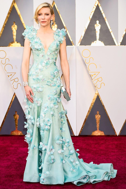 Cate Blanchett, 2016<br />Armani