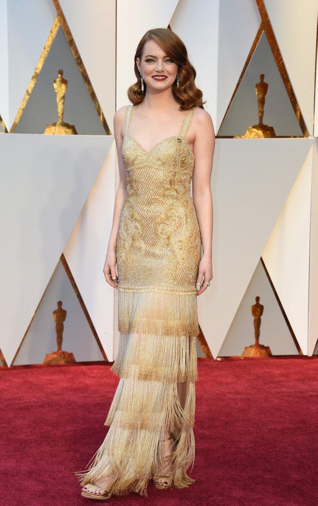 Emma Stone<br />Givenchy