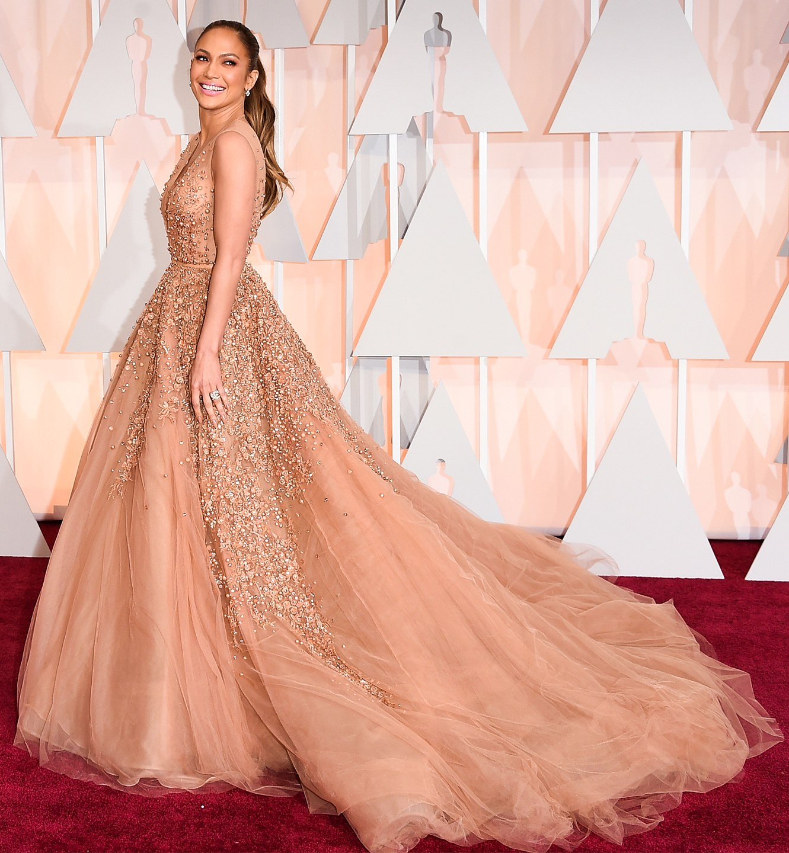 Jennifer Lopez, 2015<br />Elie Saab