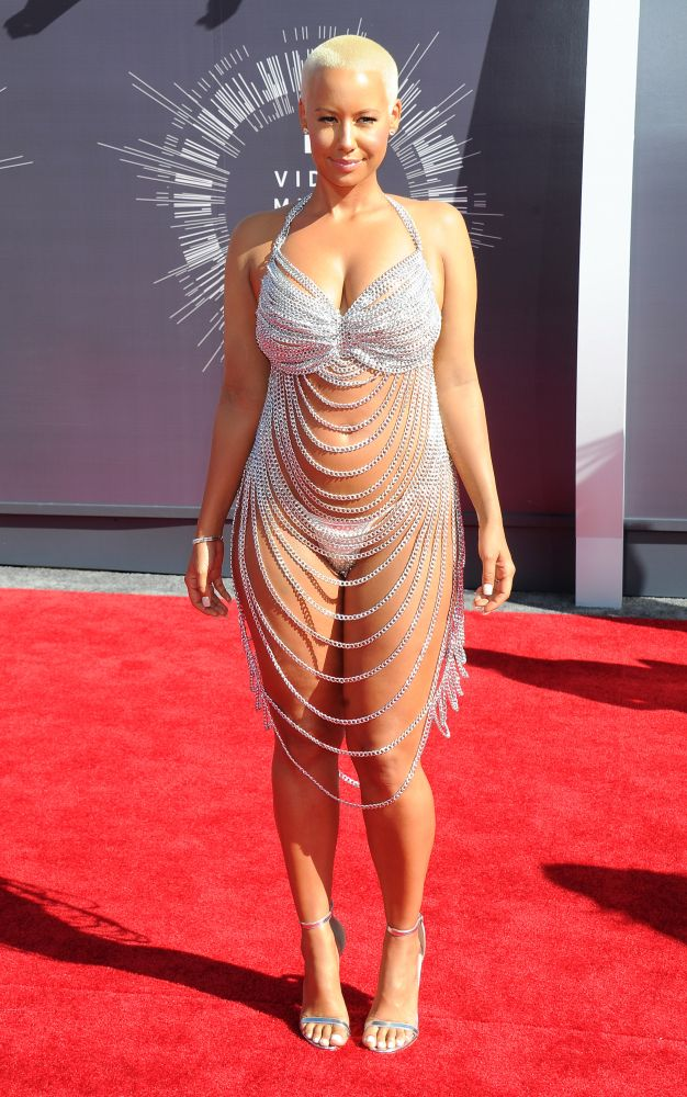 Amber Rose, 2014. MTV Video Music Awards<br />