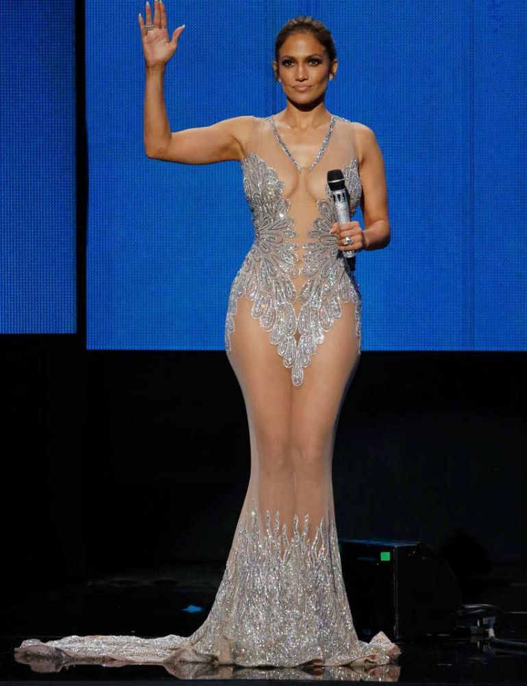 Jennifer Lopez, 2015. American Music Awards