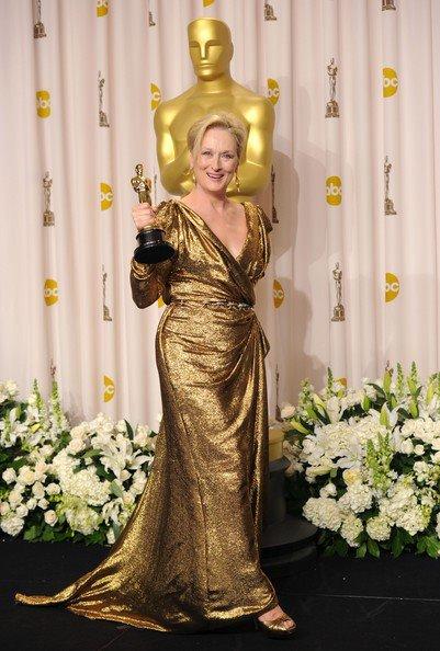 Meryl Streep, 2012<br />Lanvin