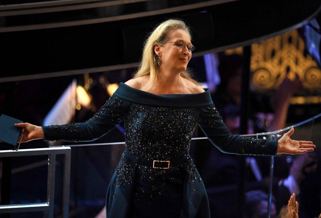 Meryl Streep<br />Elie Saab