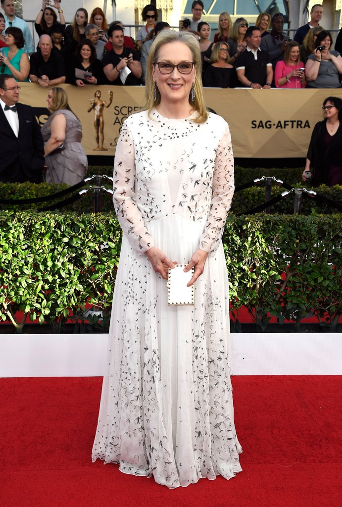 Meryl Streep Valentinoban