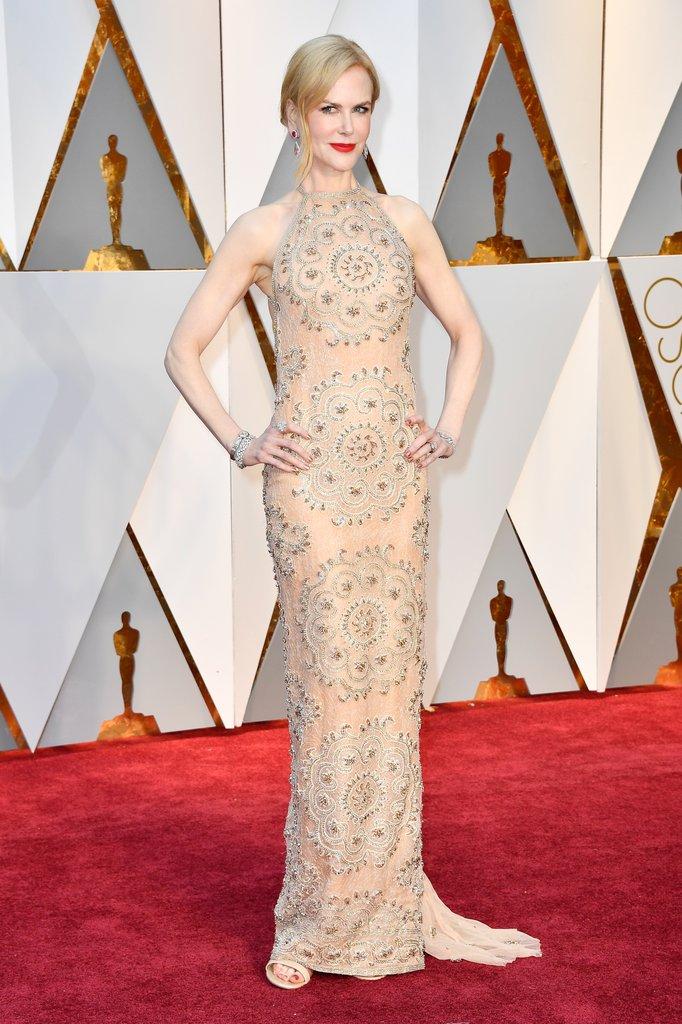 Nicole Kidman<br />Armani Privé