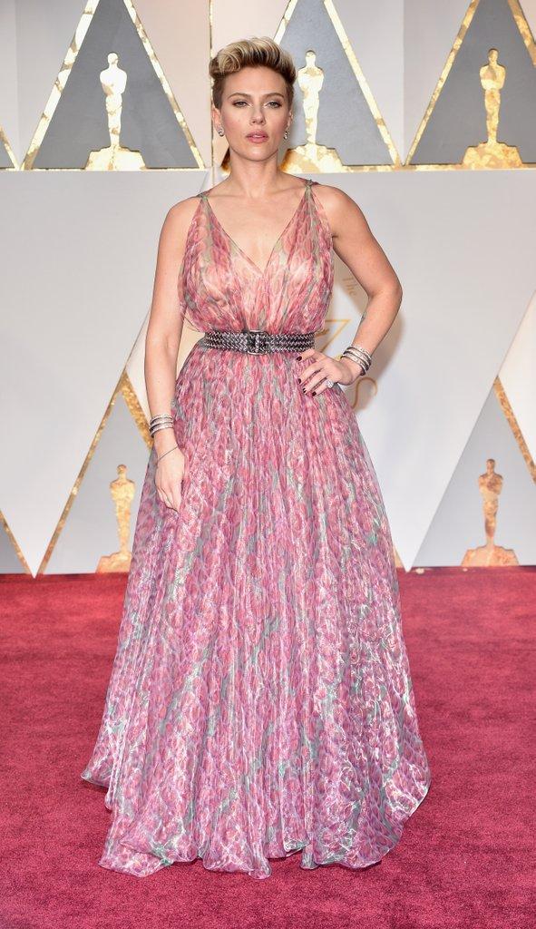 Scarlett Johansson<br />Alaia
