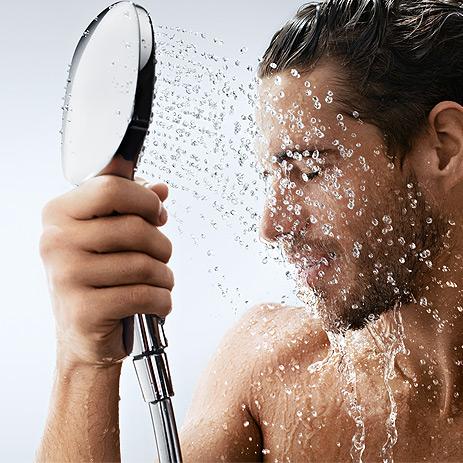 borotválkozás előtt és után