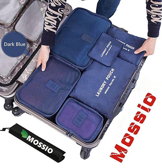Megfogadtad, hogy soha többet nem viseled el a bőröndben uralkodó káoszt? Kényszereseknek és rendmániásoknak tökéletes megoldás ez a tárolórendszer, hogy még a bőröndben is minden a legnagyobb rendben legyen.<br />