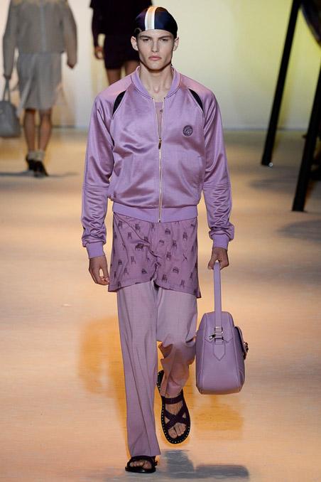 Versace. Pink. Otthonka bomberdzsekivel.