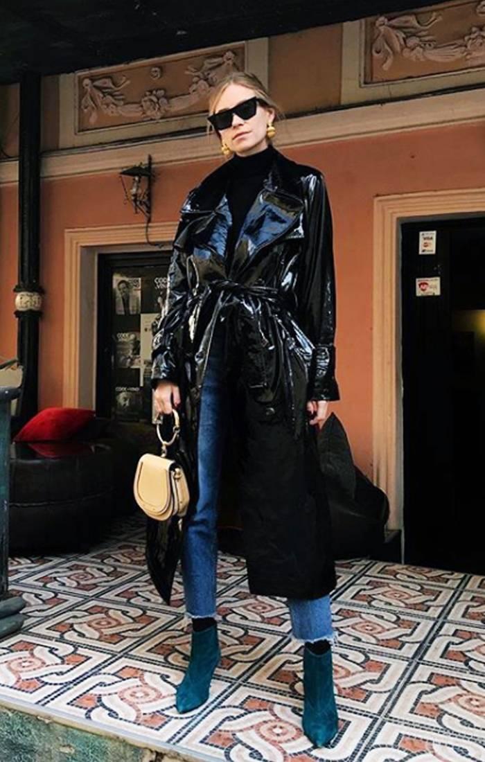 Igazi divat victim vagy és szereted, ha minden szem rád szegeződik? Szuper, akkor gondolkozz lakk kabátban. Nem túl meleg, ez igaz, de ha a jól alá öltözöl, akkor nagyon mutatós szetteket lehet kihozni belőle. <br />