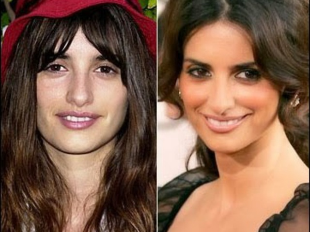 Smink előtt és után