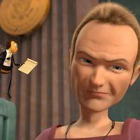 Mézengúz - Sting rajzfilmszerepben