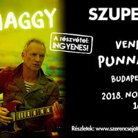 Sting és Shaggy Budapesten!