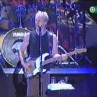 Sting Budapesten 2000