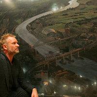 Sting leleplezte otthona képmását