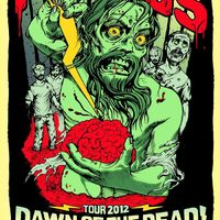 Planet of Zeus Dawn of the Dead 2012