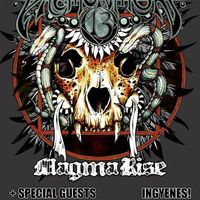 Jön az őrült hétvége Budapesten vol. 1 - Premonition 13, Magma Rise, Stonerblog buli az R33-ban, Karma to Burn