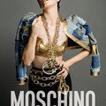 Katy Perry a Moschino reklámarcaként