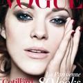Augusztusi Vogue címlapok