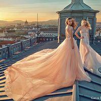 Menyasszonyi ruhák Budapesten fotózva