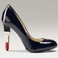 Rúzs-sarkú cipő