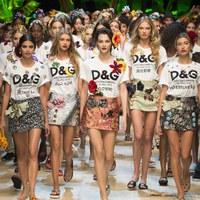 Milan Fashion Week 2017 tavasz/nyár - Dolce & Gabbana