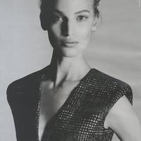Axente Vanessa a Calvin Klein őszi arca!