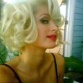 Paris Hilton Marilyn Monroe-ként