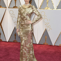 Oscar Awards 2017 - hölgyek aranyban