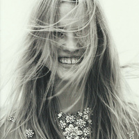 Lara Stone a holland Vogue-ban