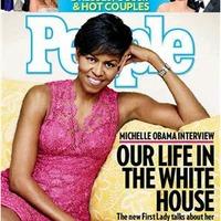Michelle Obama ismét címlapon