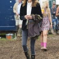 Fesztivál stílus - Glastonbury