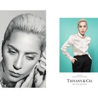Lady Gaga ékszert reklámoz
