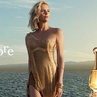Charlize Theron Dior illatot népszerűsít