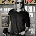 Brad Pitt címlapon