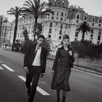 Natalia Vodianova & Adrien Brody