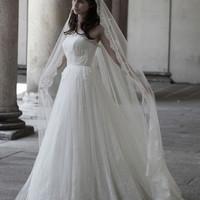 Alberta Ferretti 2014-es menysszonyi ruhái