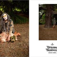 Zombitámadás őszi divatkampányban