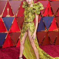 Oscar Awards 2017 - színesben, mintásban