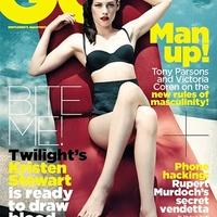 Kristen Stewart két címlapon is