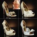 Paris Hilton esküvői cipőket tervezett