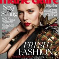 Scarlett Johansson címlapon!