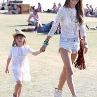 Így fesztiváloznak a sztárok, avagy Coachella-fesztivál 2. hétvégéje