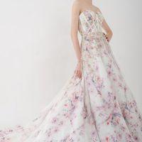 Virágos menyasszonyi ruhák