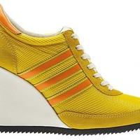 A nap citromdíjasa: Jeremy Scott Adidas cipője